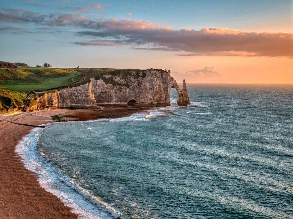 Your meeting in Étretat with Normandy DMC, France