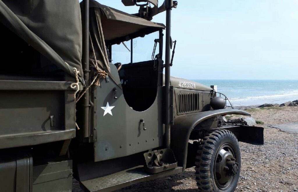 Re-live D-Day in an original way in Normandy