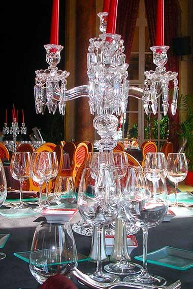 Reception in Villa Strassburger Deauville, Normandy